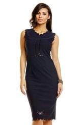 Elegantní šaty s výseky hs-sa524tm