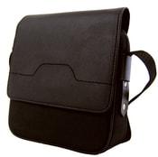 Pánská taška přes rameno 201-5 kávová hnědá
