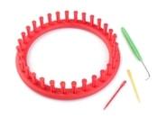 Sada na pletení kruh Ø19 cm
