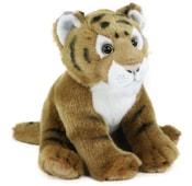 Plyšový tygr sedící 20 cm