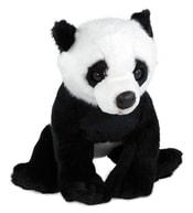 Plyšová panda sedící 20 cm