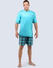 Pánské pyžamo krátké 79036P