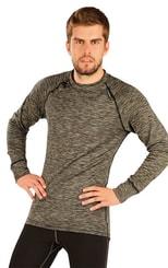 Termo triko pánské s dlouhým rukávem 87034