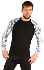 Termo triko pánské s dlouhým rukávem 87015