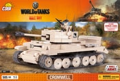 Stavebnice World of Tanks Cromwell 505 k, 1 f