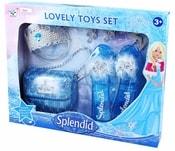 Sada princezna sněhové království s kabelkou a střevíčky