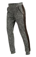 Kalhoty dámské dlouhé s nízkým sedem 90246