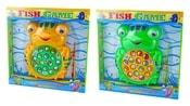 Hra rybičky žába v krabici