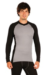 Termo triko pánské s dlouhým rukávem 90045
