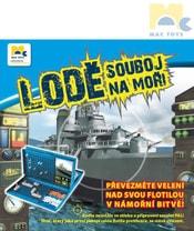 Hra strategická Lodě, souboj na moři