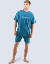 Pánské pyžamo krátké 79032P