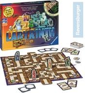 Hra Labyrinth noční edice svítí ve tmě