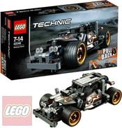 TECHNIC Únikové závodní auto 42046