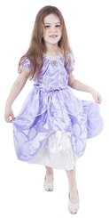 Karnevalový kostým princezna fialová, vel. S