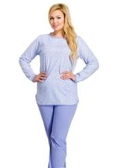 Dámské pyžamo nadměrné velikosti Boženka