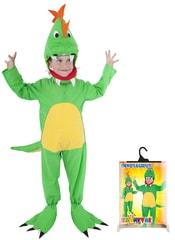 Kostým pro děti dinosaurus, vel. S