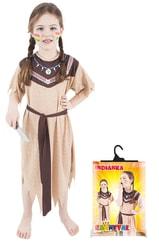 Kostým pro děti indiánka, vel. S