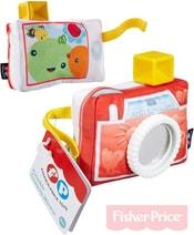 Baby fotoaparát se zrcátkem kousátko chrastítko pro miminko