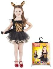 Karnevalový kostým tygřice vel. L