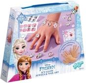 Výroba šperků kreativní set s obtisky na nehty Frozen (Ledové Království)