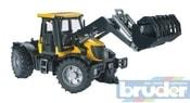 03031 (3031) Traktor JCB FASTRAC 3220 + čelní nakladač