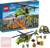 CITY Sopečná helikoptéra 60123 STAVEBNICE
