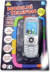Telefon dětský mobilní 3D vysouvací