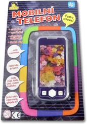 Telefon dětský mobilní 3D skutečná velikost