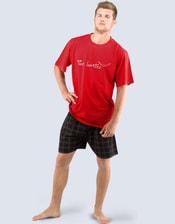 Krátké pánské pyžamo Hunter 79028P