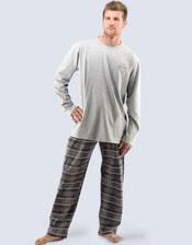 Pánské dlouhé pyžamo 79029P