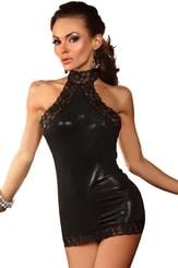 Erotické šaty Vivianne black