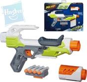 NERF ELITE Modulus Ionfire pistole dětská set se 4 náboji se zásobníkem