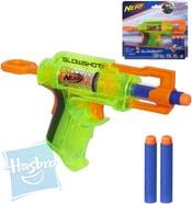 NERF N-Strike Elite pistole GlowShot svítící na baterie set se 3 náboji
