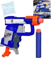 NERF ELITE Kapesní dětská pistole N-Strike Jolt set se 2 náboji