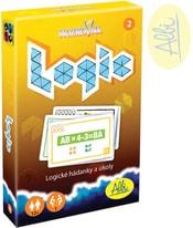 Mozkovna Logic 2 pro děti karetní hádanky interaktivní