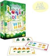 Mozkovna Logic 3 pro děti karetní hádanky interaktivní