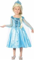 Karnevalový kostým Princezna vel. XS (92-104cm) 3-4 roky