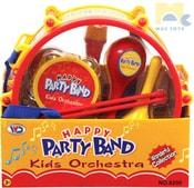 Buben párty set dětský orchestr s mini hudebními nástroji