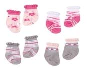 Oblečení Baby Annabell Ponožky, 2 druhy
