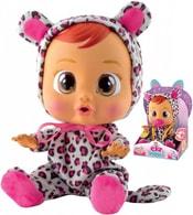 Miminko Cry Babies Lea 30cm panenka ronící slzy na baterie plačící set s doplňky