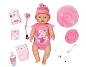 Panenka interaktivní BABY born
