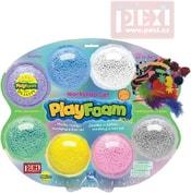 Modelína dětská PlayFoam workshop kreativní set boule 7ks