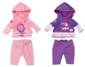 BABY born oblečení - souprava na hřiště, 2 druhy
