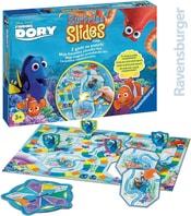 Hra SurPrise Slides Hledá se Dory