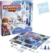 Hra Monopoly Junior FROZEN (Ledové Království)