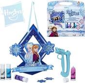 PLAY-DOH VINCI Nástěnka Frozen dekorační set styler + 4 tuby s doplňky 2