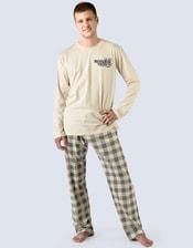 Pánské dlouhé pyžamo 79021P