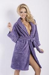 Dámský župan Eliza violet