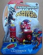 TRANSFORMERS Lovci příšer s doplňky 4 druhy Robot Vozidlo
