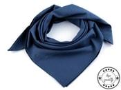 Bavlněný šátek jednobarevný 65x65 cm
